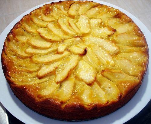 шарлотка с яблоками простой рецепт с фото
